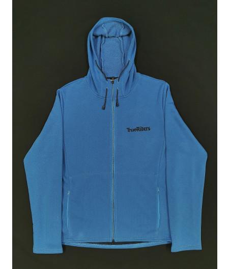 TrueRiders Hoodie - Blue Denim