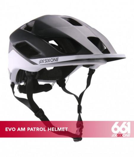 661 EVO AM PATROL CE BLACK...