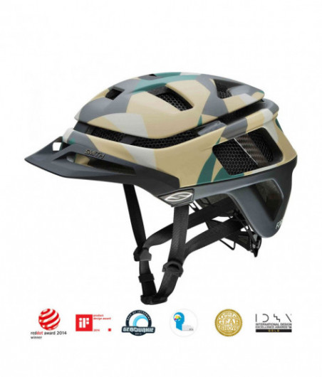 SMITH FOREFRONT Mat Trail Camo