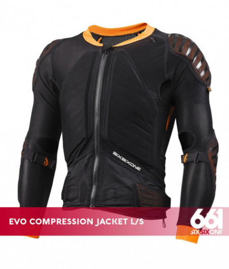 661 EVO COMPRESSION JACKET...