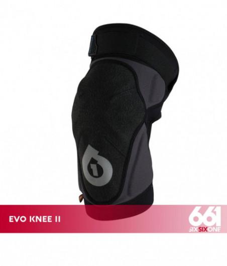 661 EVO KNEE II BLACK