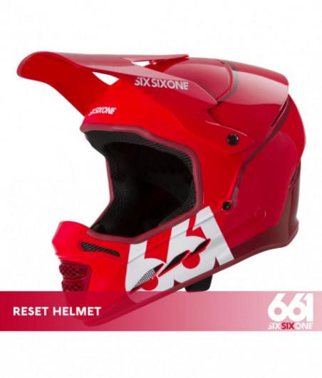 661 RESET MATADOR RED