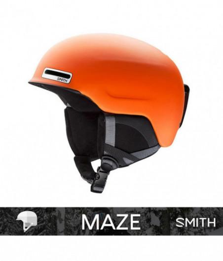 SMITH MAZE matte Orange