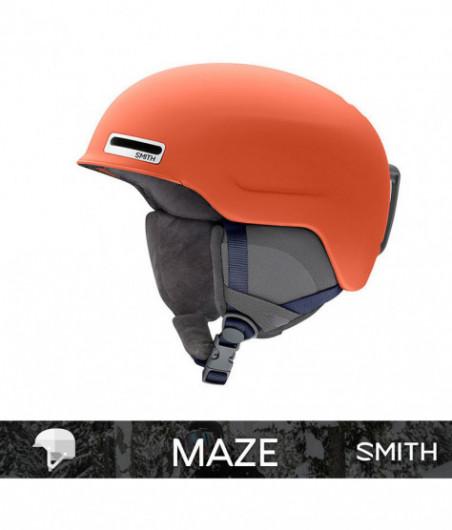 SMITH MAZE matte Red Rock