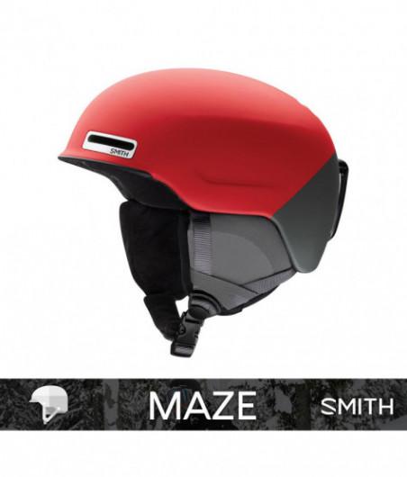 SMITH MAZE matte Fire Split...