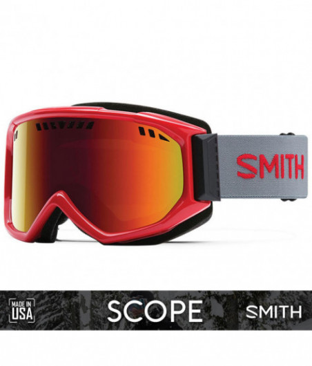 SMITH SCOPE Fire | S3 RED...