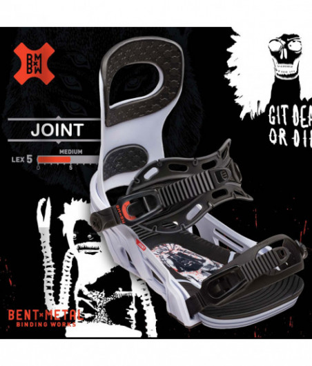 2019 BENT METAL JOINT White