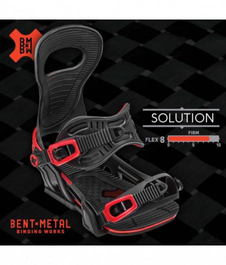 2019 BENT METAL SOLUTION Black