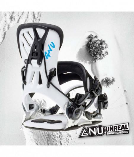 2019 GNU B-FREE White