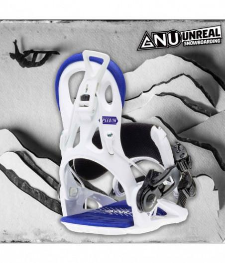 2018 GNU B-REAL White