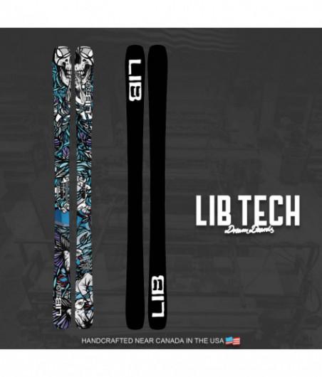 2020 Lib Tech BACKWARDS 166