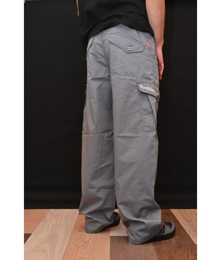 Панталони TrueRiders - Сив...